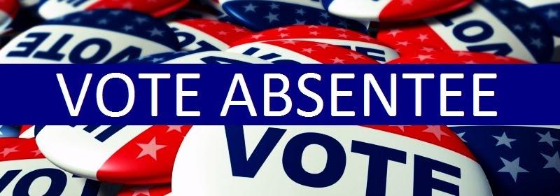 Absentee Voting Information